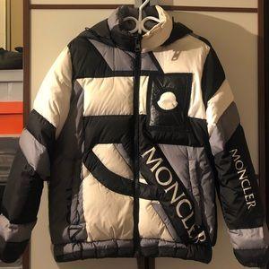 Moncler x Craig Green Plunger Puffer Jacket